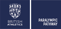 British Athletics Paralympic Pathway logo