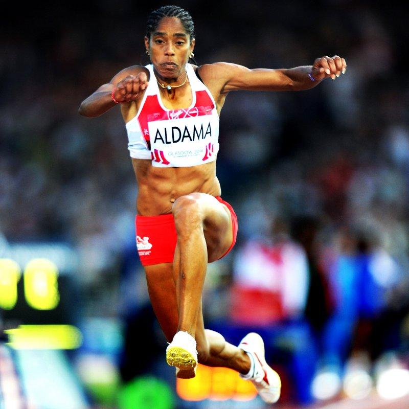 Triple Jump: Yamile Aldama