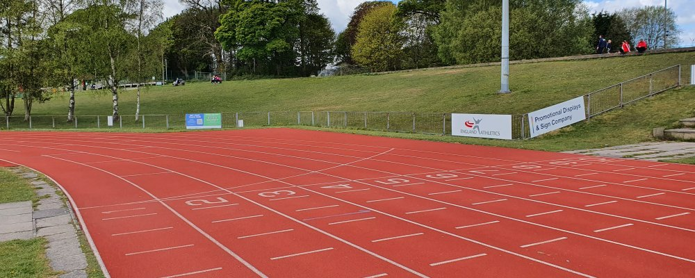 Mansfield Harriers Track
