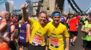 Gary Shaughnessy marathons