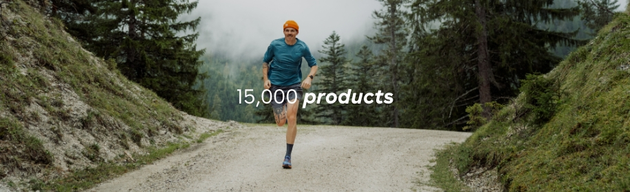 SportsShoes 15,000 products image