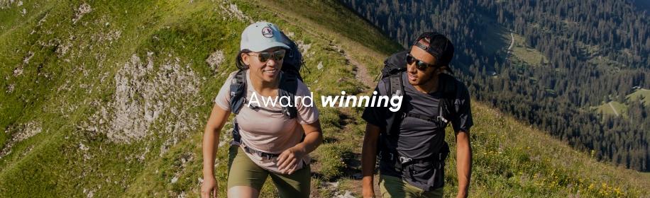 SportsShoes 'Award winning' image