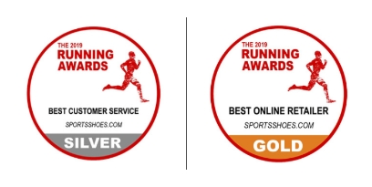 SportsShoes Running Awards graphic