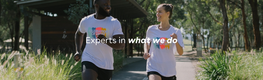 """SportsShoes runners """"Experts in what we do""""' image"""