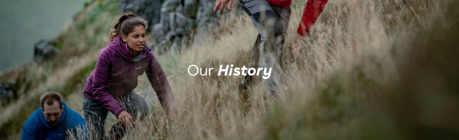 SportsShoes Our History graphic